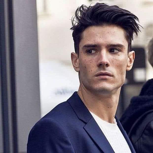 En una tendencia ascendente peinados chico 2021 Galería de ideas de coloración del cabello - Cortes de Pelo para Hombre Primavera Verano 2021 - Moda Hombre