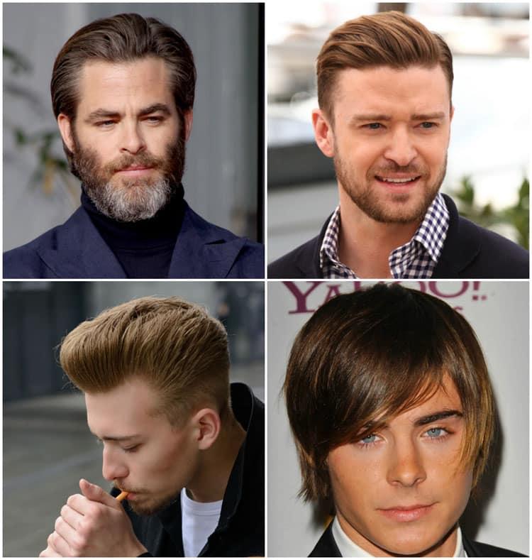 Fabuloso mejores peinados hombre Galeria De Cortes De Cabello Estilo - Los Mejores Peinados y Cortes de Pelo de Longitud Media ...