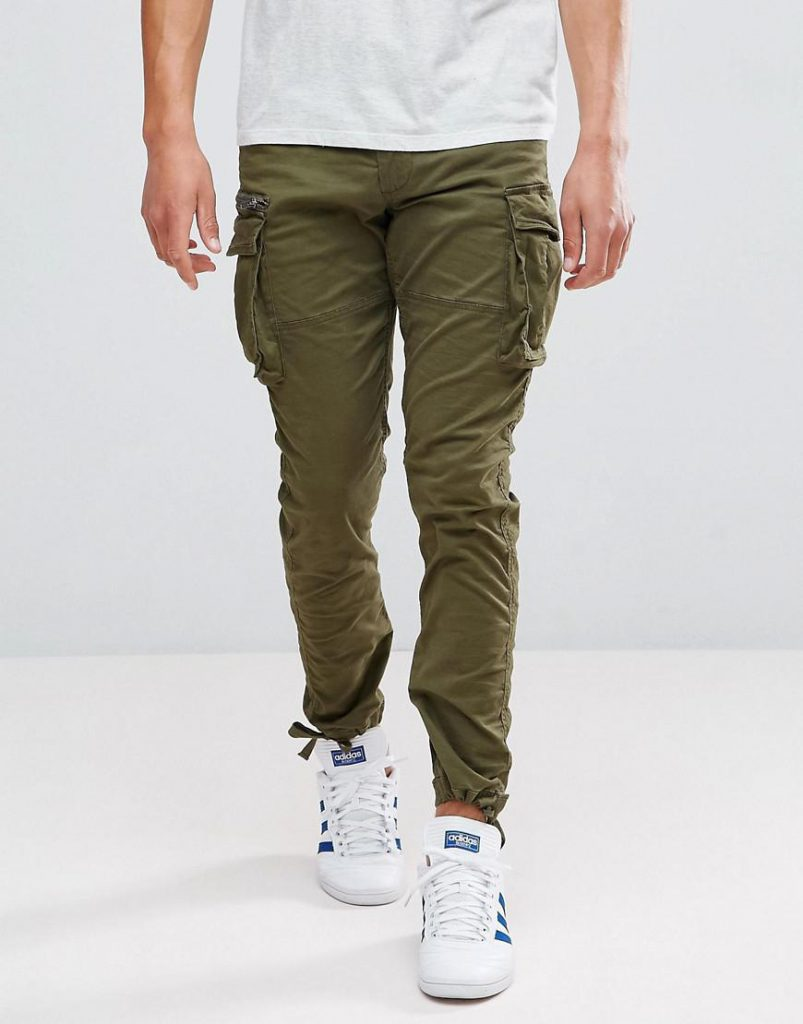 Consejos Sobre Como Usar Pantalones Cargo Hombre Moda Hombre