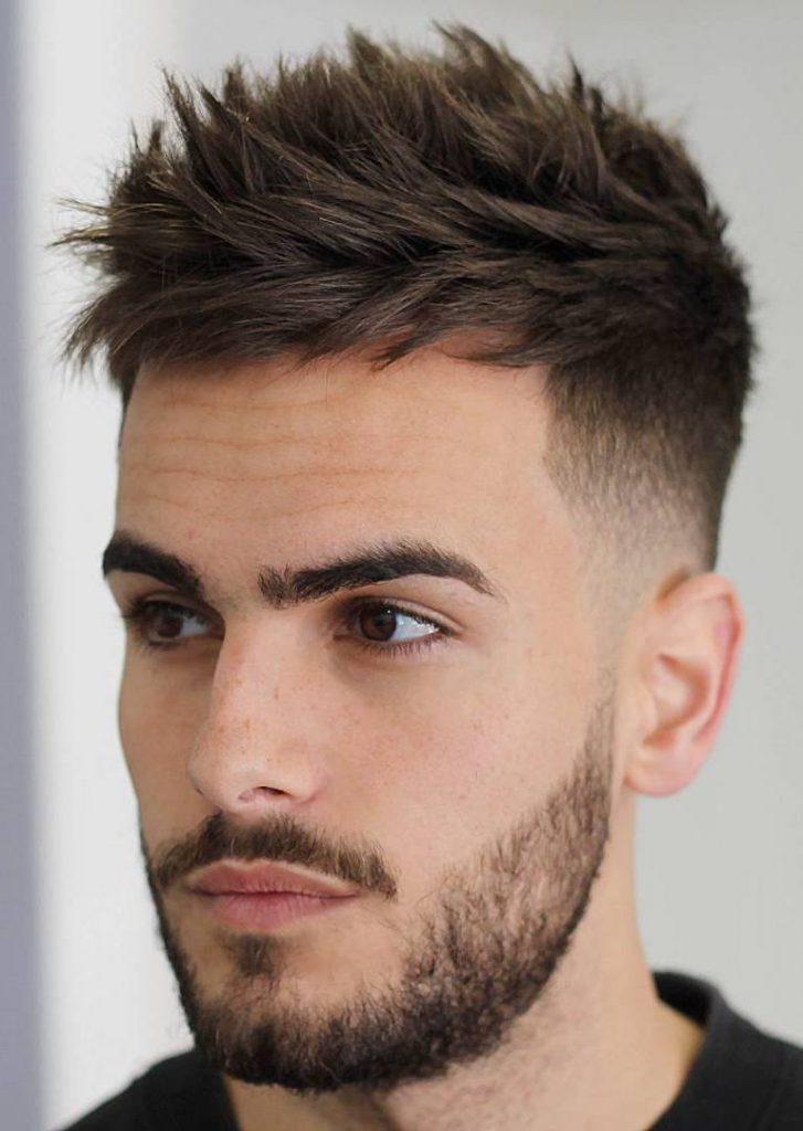 Los 30 Mejores Cortes De Pelo Y Peinados Para Hombres 2021 Moda Hombre