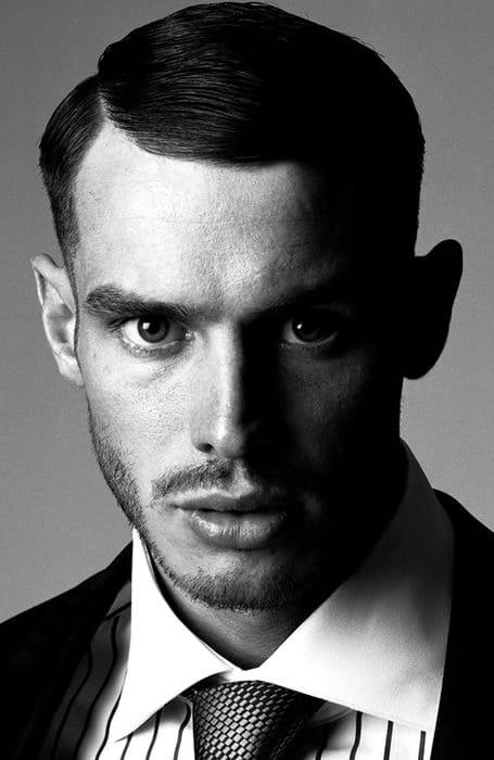 Fascinante mejores peinados hombre Imagen de ideas de color de pelo - 15 Mejores Cortes y Peinados para Hombres Calvos - Moda Hombre