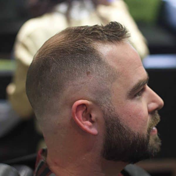 15 Mejores Cortes Y Peinados Para Hombres Calvos Moda Hombre
