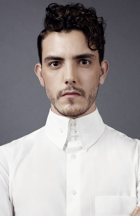 De moda peinados rizados hombre Fotos de tendencias de color de pelo - Peinados y Cortes de Pelo Rizados para Hombres en 2021 ...